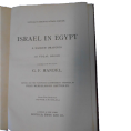 Israel in Egypt by G.F.Handel - Novello's Edition